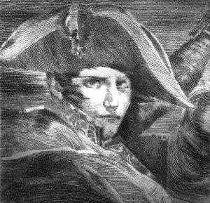 Bonaparte, Miedzioryt