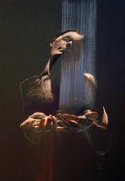 autoportret-ze-swiatlem-suchy-pastel-i-gwasz-70x100cm
