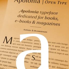 Apolonia, projekt fontu