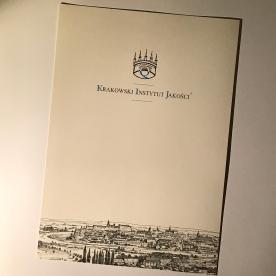 Krakowski Instytut Jakości, identyfikacja wizualna