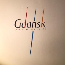 Projekt konkursowy logotypu dla Gdańska