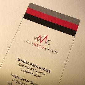 West Media Group, identyfikacja wizualna