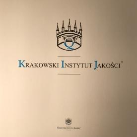 Krakowski Instytut Jakości, projekt logotypu