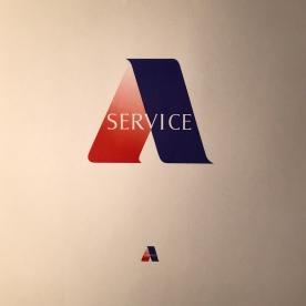 A Service, projekt logotypu