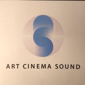 Art Cinema Sound, projekt logotypu